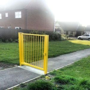 Useless gate